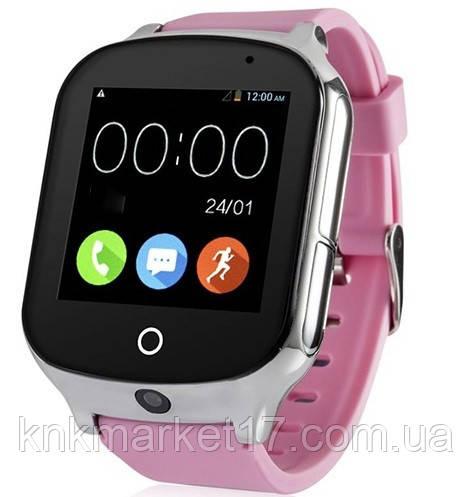 Smart watch A19 pink