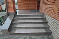 Гранитные ступени, фото 1