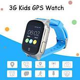 Smart watch A19 blue, фото 2