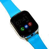 Smart watch A19 blue, фото 3