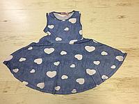 Платье для девочек оптом, Sincere, 98-128 рр., арт.CJ-1775