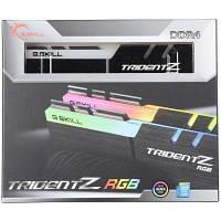 Модуль памяти для компьютера DDR4 32GB (2x16GB) 3600 MHz Trident Z RGB G.Skill (F4-3600C17D-32GTZR), фото 1