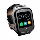 Smart watch A19 black(шкіра), фото 4