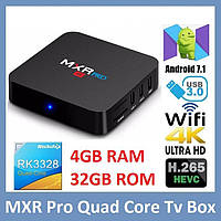MXR PRO 4 Гб / 32 Гб TV Box Android, фото 1