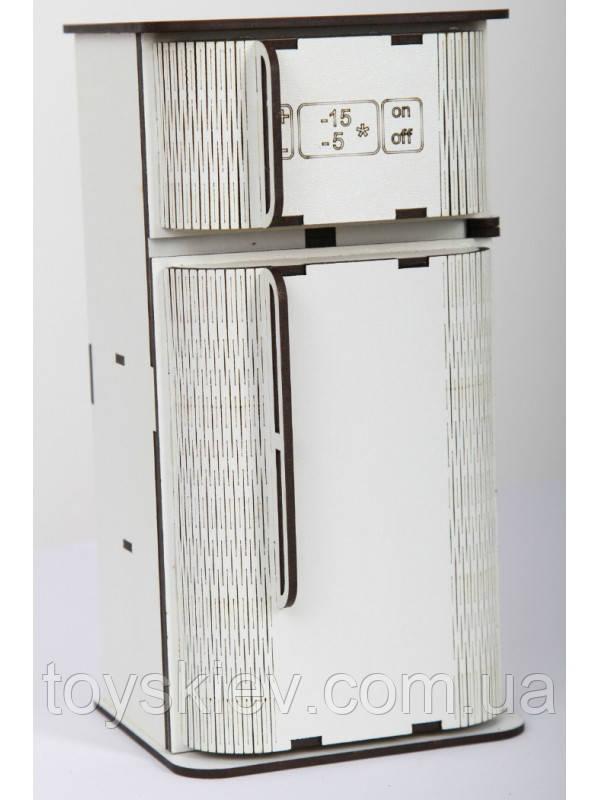 Кукольная мебель BigEcoToys Холодильник 17628