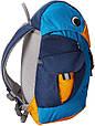 Детский рюкзак DEUTER KIKKI, 36093 5505 бордовый 6 л, фото 3