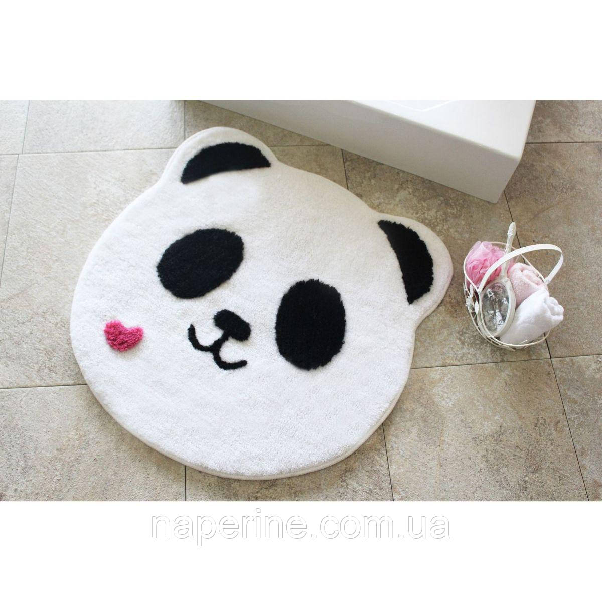Круглий килимок для ванної кімнати ALESSIA