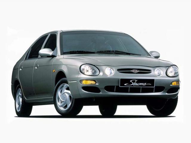 Kia Shuma I (01.1999-04.2001)