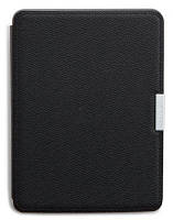 Amazon Кожаная обложка для Amazon Kindle Paperwhite Leather Cover Black (Orig Style), фото 1