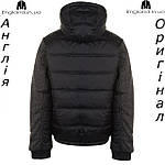 Куртка Everlast черная весенняя с вязаными рукавами , фото 2