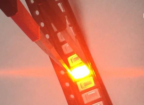 Светодиод LED 5730/5630 SMD/SMT, Желтый 1 шт.