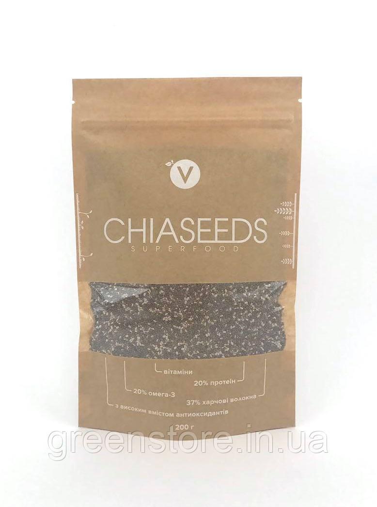 Чиа семена 200 гр