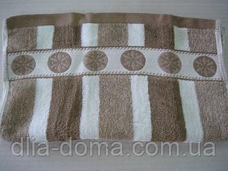 Полотенце для рук 34*76 см Разные цвета