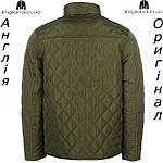 Куртка стеганая весенняя Firetrap цвет хаки | Куртка весняна Firetrap стьогана колір хакі, фото 2