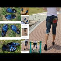 Actos Skin Shoes (разм. 39) (Blue)