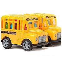Конфетки с игрушками Kidsmania School Bus Candy, фото 1