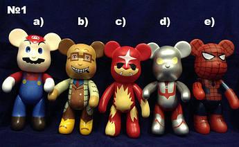 Gloomy Bear - 14 см игрушки (45 расцветок), фото 2