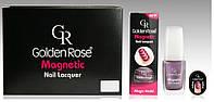 Распродажа!!Лак для ногтей «Golden Rose» MAGNETIC (Магнетик), фото 1