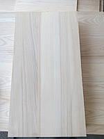 Мебельный щит ЯСЕНЬ, 18-20-25-40-45мм, 900х2000 цельнолам, 1 сорт, доставка по Украине