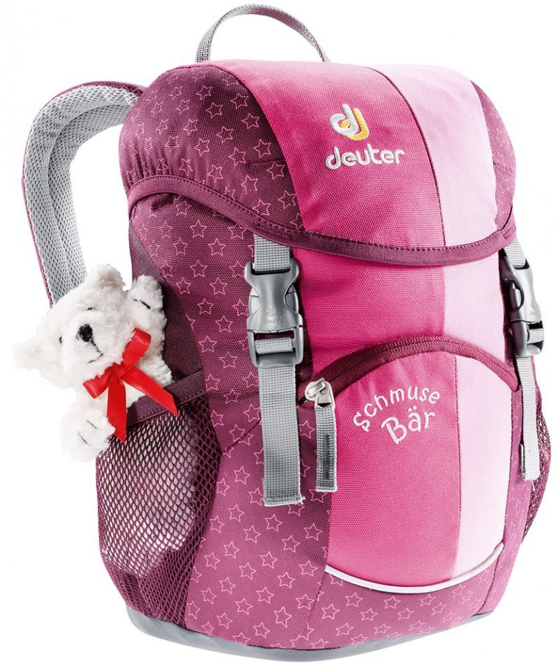 Детский рюкзак Deuter SCHMUSEBAR, 36003 5040 розовый 8 л
