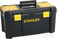 """Пластиковый ящик для инструмента 19"""" STANLEY 48х25х25см"""