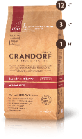 Grandorf Holistic Adult Duck & Potato 3 кг - корм для собак всех пород (утка)