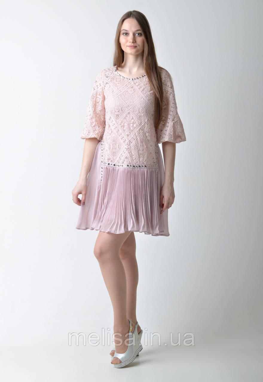 fca70ce1a64 Розовое брендовое платье Amodediosa - Интернет магазин женской одежды  Melisa в Харькове