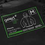 Куртка Gelert водонепроницаемая черная | Куртка Gelert водонепроникна чорна, фото 9