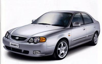 Kia Shuma II (05.2001-08.2004)