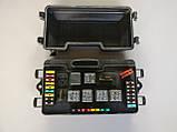 Блок предохранителей для ВАЗ 2109 21099 2113 2114 2115 нового образца инж. монтажный блок АВАР г.Псков, фото 3