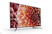 Телевизор Sony KD-49XF9005 (MXR1000, UltraHD4K, Smart, 4K HDR Processor X1 Extreme 4K, TRILUMINOS, Dolby 20Вт), фото 2