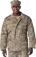 Куртка Ultra Force™ M-65 Field Jacket - Desert Digital Camo