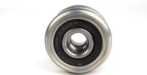Шкив генератора Fiat Doblo 1.3 JTD (+AC), Opel Combo 1.3 CDTI, фото 3