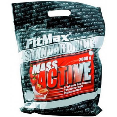 Mass Active Fit Max 2 кг, фото 2