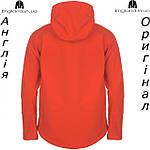 Куртка ветровка Karrimor красная с капюшоном | Куртка Karrimor червона, фото 2
