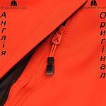 Куртка ветровка Karrimor красная с капюшоном | Куртка Karrimor червона, фото 5