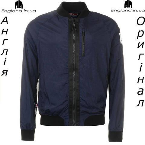 Куртка бомбер Karrimor синяя | Куртка бомбер Karrimor синя
