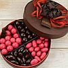 """Набор элитных шоколадных конфет """"Дражелино"""". Размер: Ø165х50мм, вес 400г"""