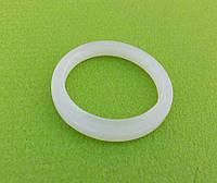 Силиконовый уплотнитель (круглый, узкий) для бойлеров Thermex (тонкий, БЕЛЫЙ) Ø63мм для тэнов, фото 1