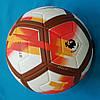 Мяч футбольный Nike Pitch Premier League (бело-коричневый) , фото 2