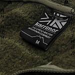 Кофта Karrimor флисовая зеленая , фото 3