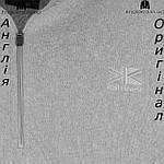 Кофта Karrimor флисовая серая   Кофта Karrimor флісова сіра, фото 3