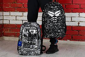 Стильные рюкзаки Adidas, большой логотип