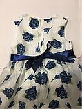 Платье для девочек 2-5 лет (маломерит), фото 3