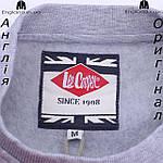 Кофта Lee Cooper флисовая серая | Кофта Lee Cooper флісова сіра, фото 4
