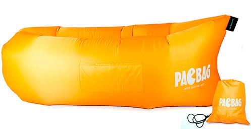 Надувной лежак Ламзак / lamzac -  PacBag