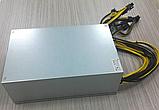 Блок питания для майнинговых ферм TohkDeer HRC-1650W6 (С витрины. Незначительные потёртости на корпусе), фото 3