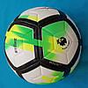 Мяч футбольный Nike Pitch Premier League (бело-зеленый), фото 2