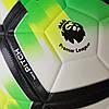 Мяч футбольный Nike Pitch Premier League (бело-зеленый), фото 3