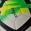 Мяч футбольный Nike Pitch Premier League (бело-зеленый), фото 4